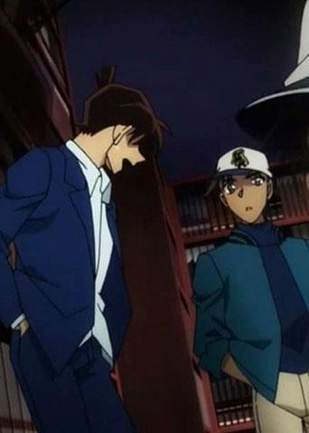 名侦探柯南:不可能犯罪之密室杀人