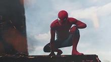 《<B>蜘蛛</B><B>侠</B>:英雄归来》生死一线片段 <B>蜘蛛</B><B>侠</B>超强装备切割巨轮