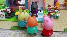【<B>小猪</B><B>佩奇</B>玩具故事】小狗丹尼生病了