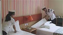 """震惊!五星级酒店被曝光""""不换床单 不擦马桶"""" 涉事酒店:万豪<B>希尔顿</B>洲际香格里拉"""