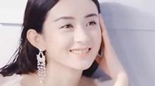 <B>赵丽颖</B>广告拍摄特辑 穿小公主裙娇俏可爱