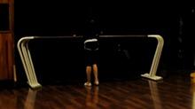 《我们来了》女神档案:<B>宋茜</B>个人练习室热身 这舞蹈功力简直十级
