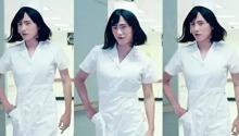 刘昊然放飞自我,穿护士装666