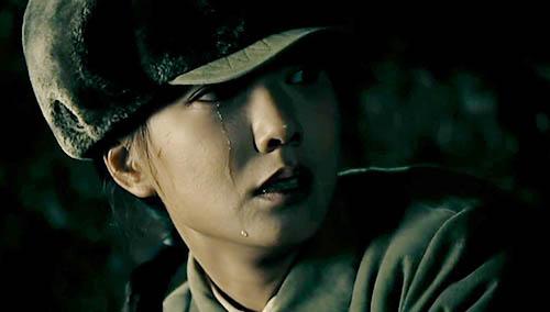 刘烨英勇牺牲 王珞丹哭成泪人