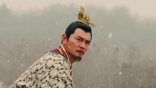杨广被宇文成都杀害