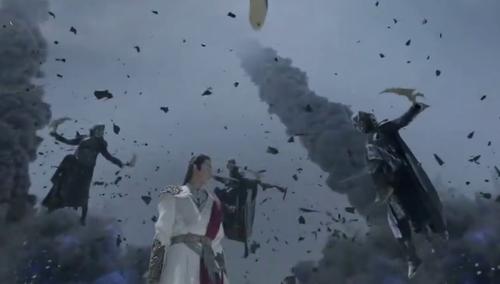 《火王之破晓之战》特效版片花:超震撼!陈柏霖景甜携手守护家园