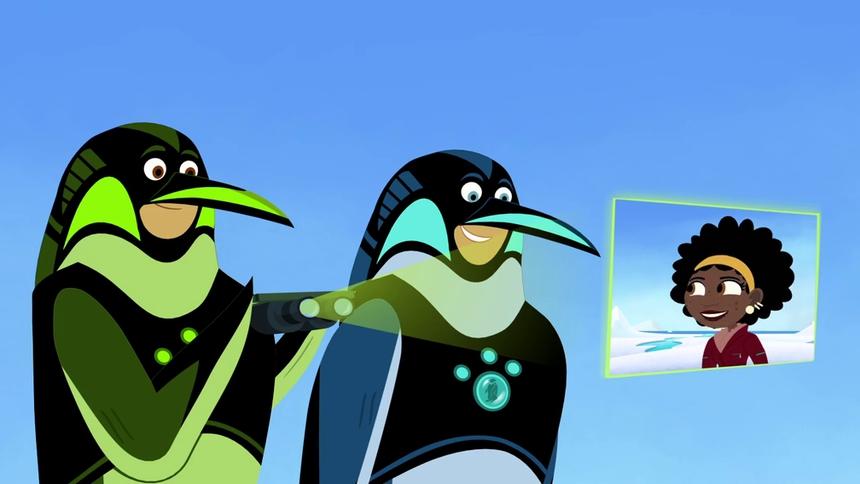 北极企鹅之谜