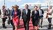 李克强抵达索非亚对保加利亚进行正式访问并出席第七次中国-中东欧国家领导人会晤