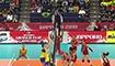 2019女排世界杯:中国女排逆转巴西取得六连胜